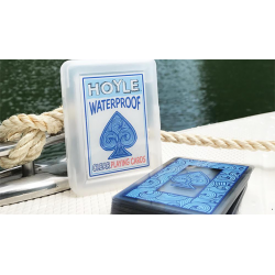 Hoyle Waterproof Playing Cards by US Playing Card wwww.jeux2cartes.fr