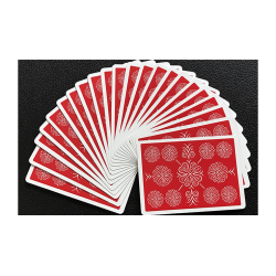 Choice Cloverback (Red) Playing Cards wwww.jeux2cartes.fr