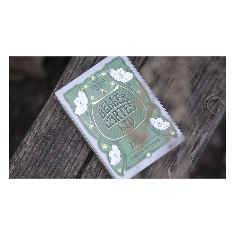 World Tour: France Playing Cards wwww.jeux2cartes.fr