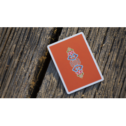 World Tour: Mongolian Playing Cards wwww.jeux2cartes.fr
