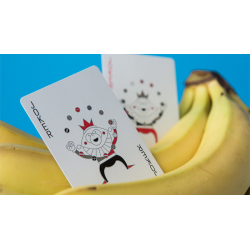 MailChimp (Red) Playing Cards by theory11 wwww.jeux2cartes.fr