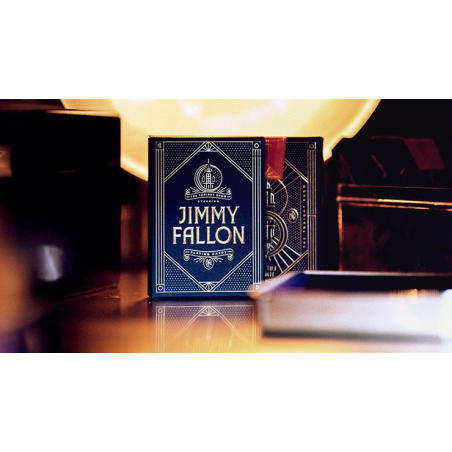Jimmy Fallon Playing Cards by theory11 wwww.jeux2cartes.fr