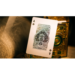 High Victorian Playing Cards by theory11 wwww.jeux2cartes.fr