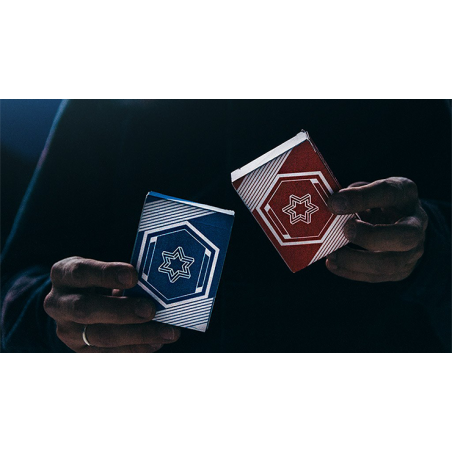 Vigor Playing Cards: Blue Edition wwww.jeux2cartes.fr