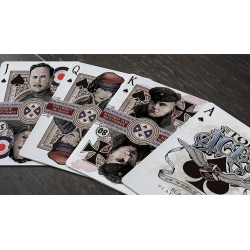 Top Aces of WWI (Signature Edition) Playing Cards wwww.jeux2cartes.fr
