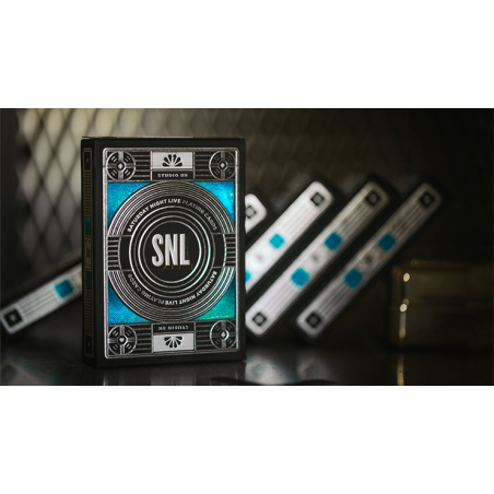 SNL Playing Cards by theory11 wwww.jeux2cartes.fr