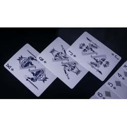 Skymember Presents Blood Amber by The One Playing Cards wwww.jeux2cartes.fr