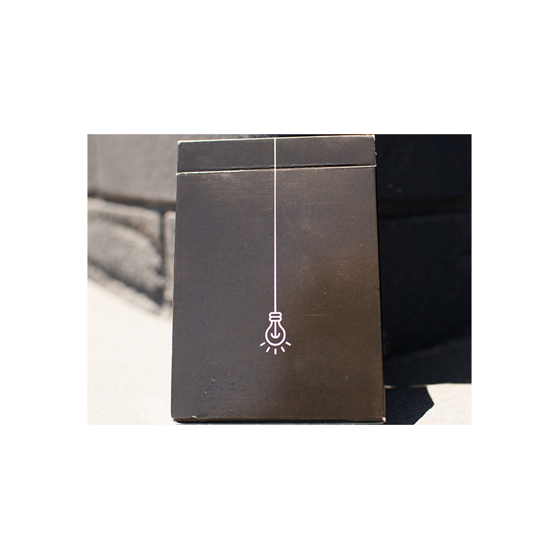 ICON BLK Playing Cards by Pure Imagination Project wwww.jeux2cartes.fr