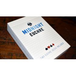 Midnight Euchre Deck wwww.jeux2cartes.fr
