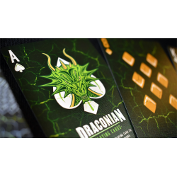 Draconian Wildfire Playing Cards wwww.jeux2cartes.fr
