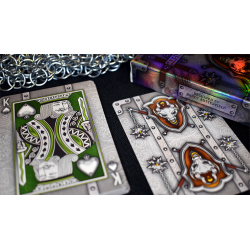 Rage Knight Playing Cards wwww.jeux2cartes.fr