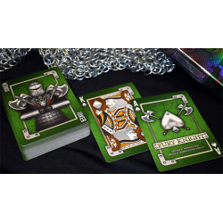 Fury Knight Playing Cards wwww.jeux2cartes.fr