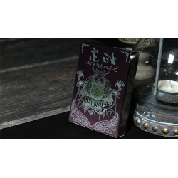 Unbranded Samsara Playing Cards wwww.jeux2cartes.fr