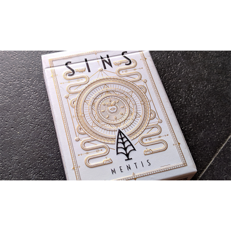 SINS Mentis Playing Cards wwww.jeux2cartes.fr
