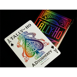 Spectrum Tally Ho Deck by US Playing Card Co. wwww.jeux2cartes.fr