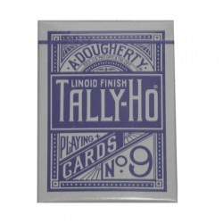 Cards Tally Ho Circle Back (Blue) wwww.jeux2cartes.fr