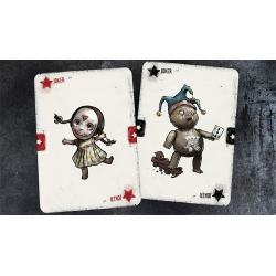 Wasteland Radio Active Edition Playing Cards by Jackson Robinson wwww.jeux2cartes.fr