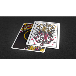 Implicit Playing Cards by Nathan Darma wwww.jeux2cartes.fr
