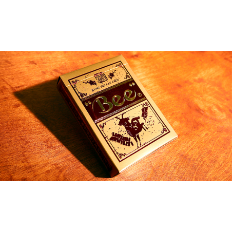 Bee Year of The Sheep Playing Cards wwww.jeux2cartes.fr