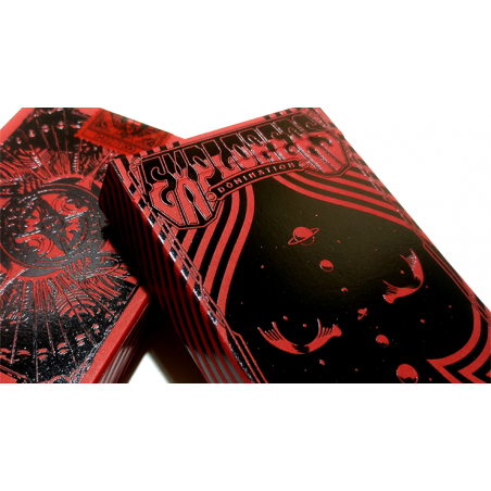 Explorers Playing Cards (Domination) by Card Experiment wwww.jeux2cartes.fr