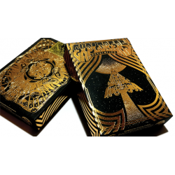 Explorers Playing Cards (Revelation) by Card Experiment wwww.jeux2cartes.fr