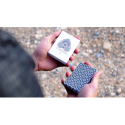 Vitreous Playing Cards by R.E. Handcrafted wwww.jeux2cartes.fr