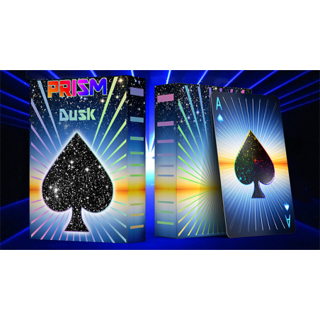 Prism: Dusk Playing Cards by Elephant Playing Cards wwww.jeux2cartes.fr