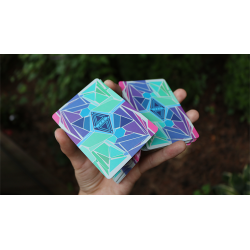 Tessellatus Playing Cards by Hunkydory Playing Cards wwww.jeux2cartes.fr
