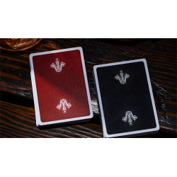 Gamesters Standard Edition Playing Cards (Red) by Whispering Imps wwww.jeux2cartes.fr