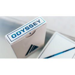 Odyssey Boreal Edition Playing Cards by Sergio Roca wwww.jeux2cartes.fr