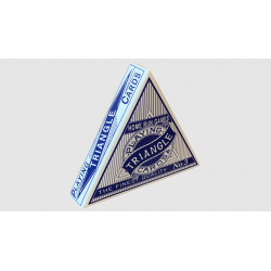 Triangle (Blue) Playing Cards wwww.jeux2cartes.fr