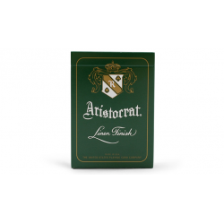 Aristocrat Green Edition Playing Cards wwww.jeux2cartes.fr