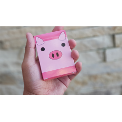 Oink Oink Playing Cards wwww.jeux2cartes.fr