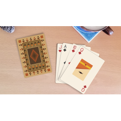 Light Roast Playing Cards wwww.jeux2cartes.fr