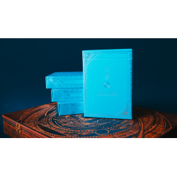 Cosmos Playing Cards (Blue) wwww.jeux2cartes.fr