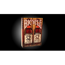 Bicycle Craft Beer V2 Deck by US Playing Card Co. wwww.jeux2cartes.fr