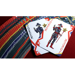 Bicycle Explostar Playing Cards wwww.jeux2cartes.fr