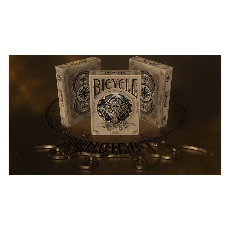 Bicycle Syndicate Playing Cards wwww.jeux2cartes.fr