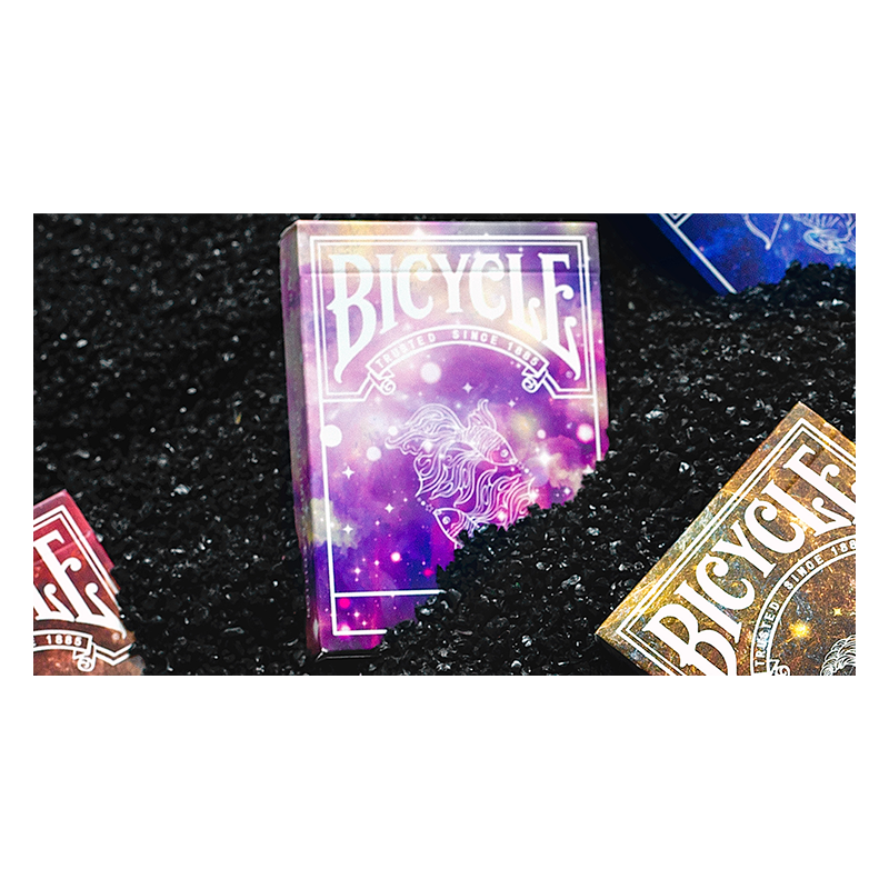 Bicycle Constellation Series (Pisces) Playing Cards wwww.jeux2cartes.fr