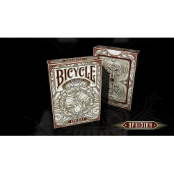 Bicycle Ophidian Playing Cards wwww.jeux2cartes.fr
