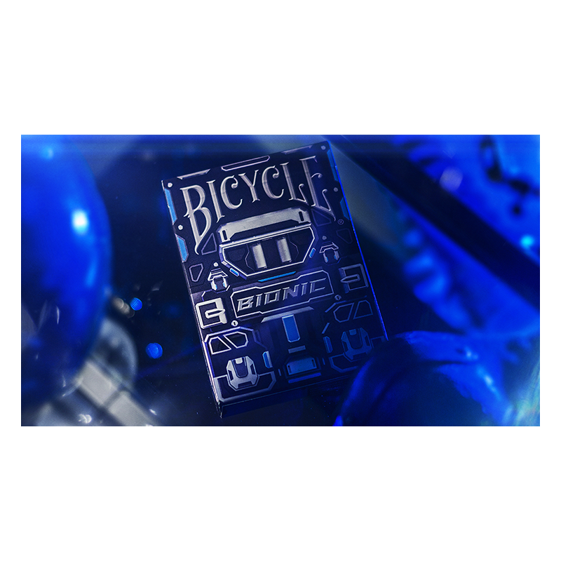 Bicycle Bionic Playing Cards wwww.jeux2cartes.fr