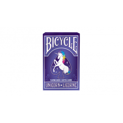 Bicycle Unicorn Playing Cards wwww.jeux2cartes.fr