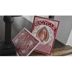Bicycle AutoBike No. 1 (Red) Playing Cards wwww.jeux2cartes.fr