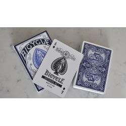 Bicycle AutoBike No. 1 (Blue) Playing Cards wwww.jeux2cartes.fr