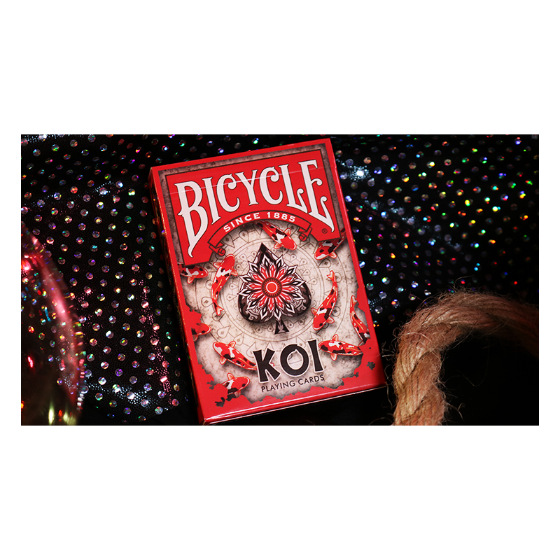 Bicycle Koi Playing Cards wwww.jeux2cartes.fr