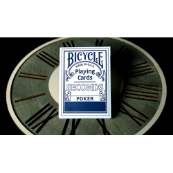 Bicycle 808 Seconds (Blue) Playing Cards by US Playing Cards wwww.jeux2cartes.fr