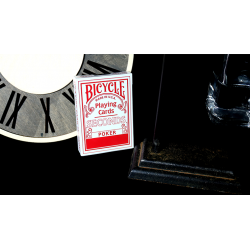 Bicycle 808 Seconds (Red) Playing Cards by US Playing Cards wwww.jeux2cartes.fr