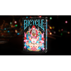 Bicycle Mad World Playing Cards wwww.jeux2cartes.fr