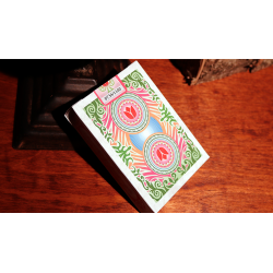 Bicycle Four Seasons Limited Edition (Spring) Playing Cards wwww.jeux2cartes.fr
