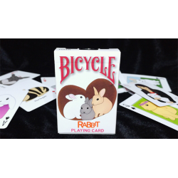 Bicycle Rabbit Playing Cards wwww.jeux2cartes.fr
